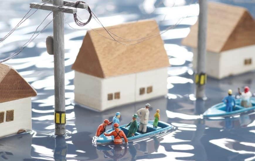 Que faire en cas d'inondation dans une maison